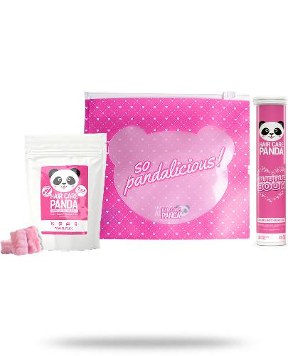 Noble Health Hair Care Panda Travel Pack 70 g [Data ważności 31-08-2020] + Hair Care Pan...  whited-out