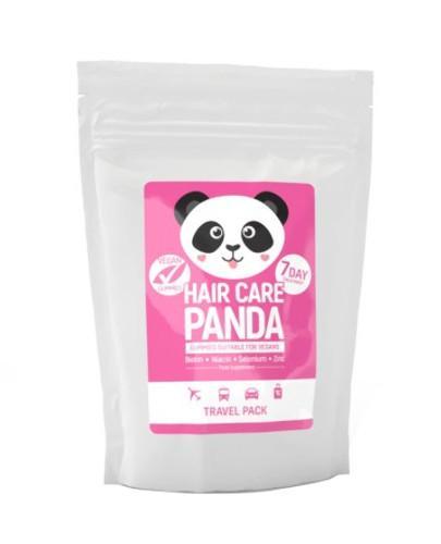 Noble Health Hair Care Panda witaminy na włosy w żelkach 70 g + Panda witaminy na włosy...