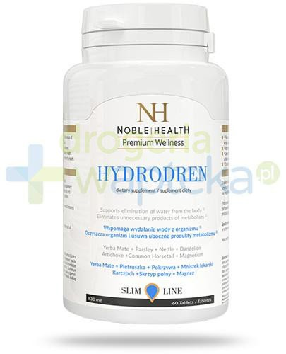 Noble Health Hydrodren 60 tabletek