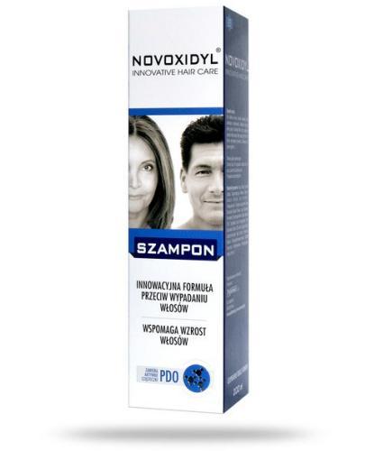 Novoxidyl szampon na porost włosów 200 ml