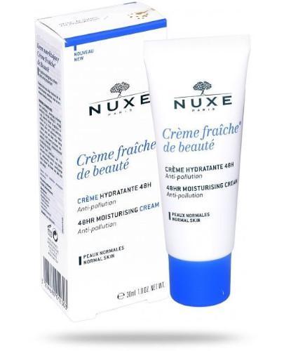 Nuxe Creme Fraiche de Beaute krem nawilżający 48h 30 ml