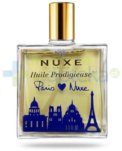 Nuxe Huile Prodigieuse suchy olejek do pielęgnacji twarzy, ciała i włosów 100 ml  whited-out