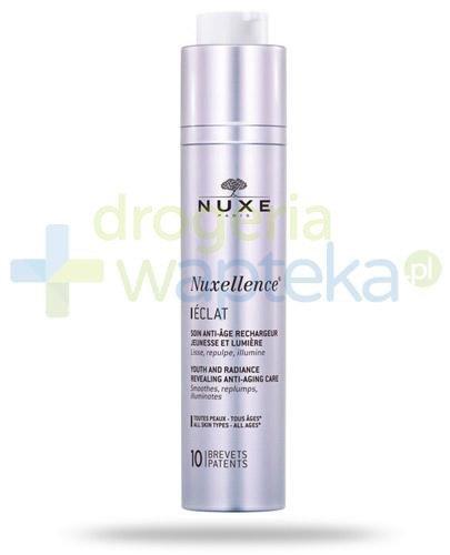 Nuxe Nuxellence Eclat fluid odsłaniający młody wygląd i blask skóry 50 ml