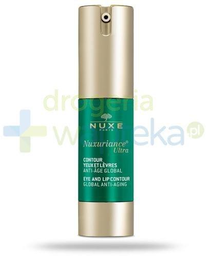 Nuxe Nuxuriance Ultra krem do okolic oczu i ust 15 ml