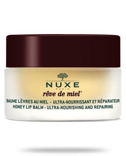 Nuxe Reve de Miel ultraodżywczy balsam do ust 15 g