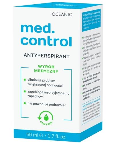 Oceanic MedControl antyperspirant 50 ml