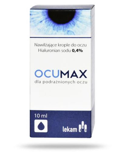 Ocumax 0.4 % krople do oczu 10 ml