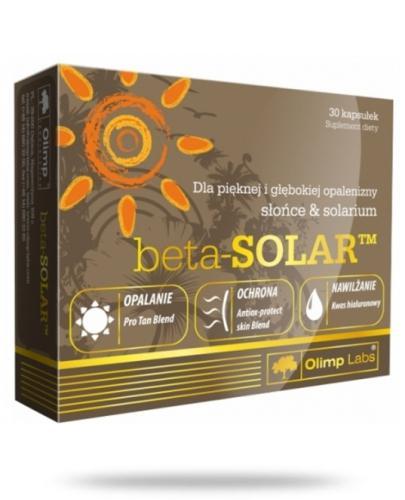 Olimp beta-Solar 30 kapsułek