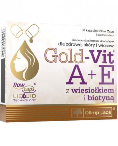 Olimp Gold-Vit A+E 30 kapsułek