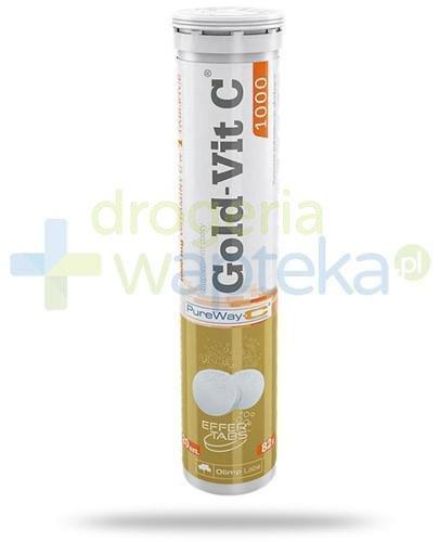 Olimp Gold-Vit Complex + Żelazo 20 tabletek musujących
