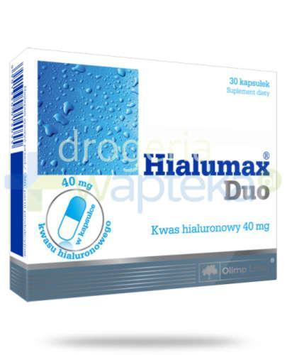 Olimp Hialumax Duo 30 kapsułek