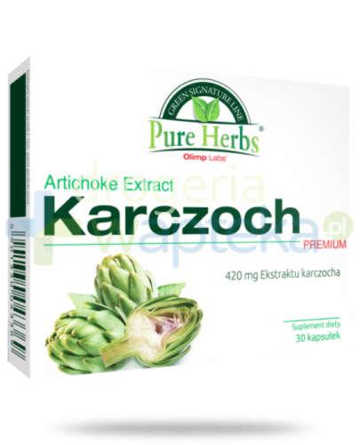 Olimp Karczoch Premium 30 kapsułek
