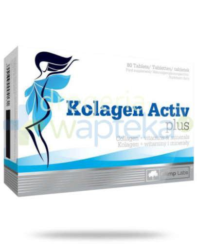 Olimp Kolagen Activ Plus 80 tabletek