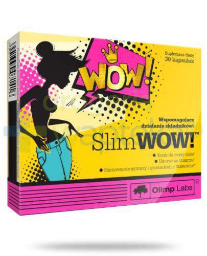 Olimp SlimWOW! 30 kapsułek