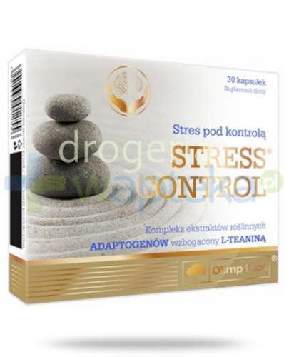 Olimp Stress Control 30 kapsułek