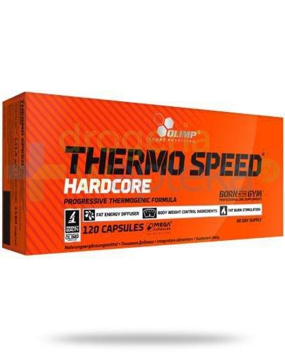 Olimp Thermo Speed Hardcore 120 kapsułek