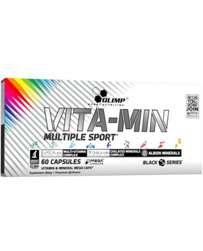 Olimp Vita-min Multiple Sport 60 kapsułek