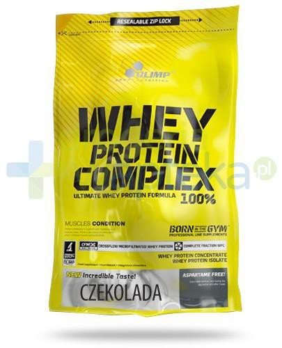 Olimp Whey Protein Complex 100% czekolada 700 g