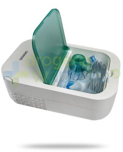 Omron DuoBaby 2w1 inhalator kompresorowy z aspiratorem do nosa 1 sztuka