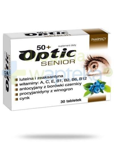 Optic Senior 50+ 30 tabletek