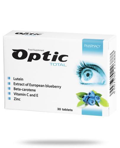 Optic Total 30 tabletek
