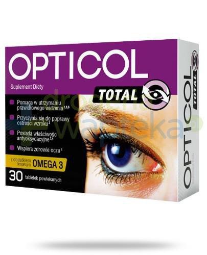 Colfaram OptiCol Total 30 tabletek