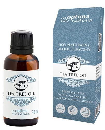 Optima Natura Naturalny olejek z drzewa herbacianego 30 ml