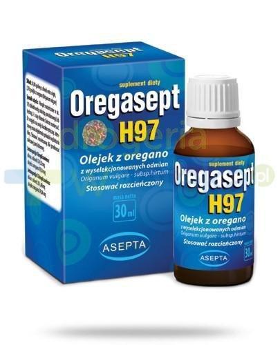Oregasept H97 olejek z oregano 30 ml