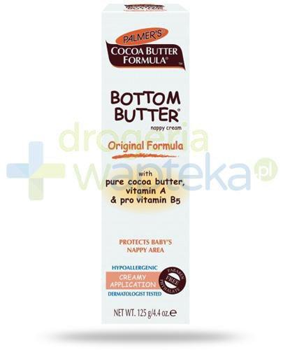Palmers Cocoa Butter maść przeciw pieluszkowemu zapaleniu skóry 125 g  whited-out