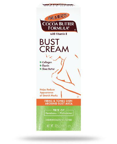 Palmers Cocoa Butter krem ujędrniający do biustu 125 g  whited-out