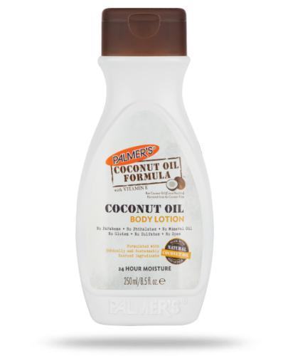 Palmers Coconut Oil balsam nawilżający do ciała 250 ml
