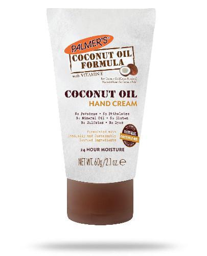 Palmers Coconut Oil skoncentrowany krem do rąk 60 g