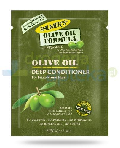 Palmers Olive Oil odżywka do włosów na bazie olejku z oliwek extra virgin 60 g