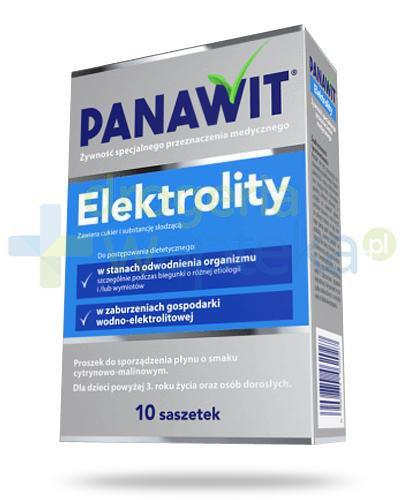 Panawit Elektrolity 10 saszetek  whited-out