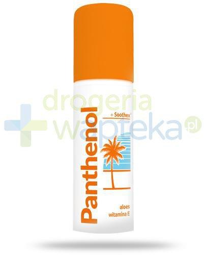 Panthenol + Soothex pianka 5% kojąca podrażnienia skóry 150 ml