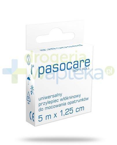 Pasocare Soft Roll przylepiec włókninowy 5m x 1,25cm
