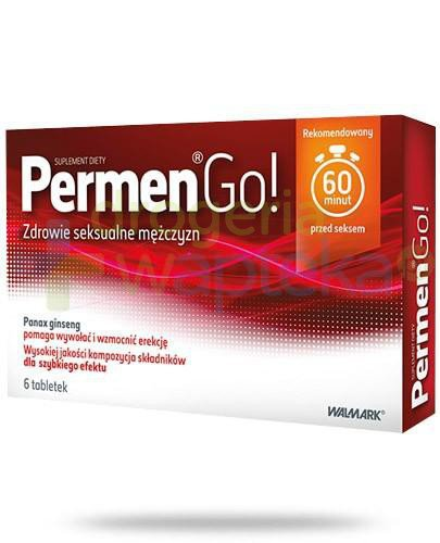 Permen Go 6 tabletek  whited-out