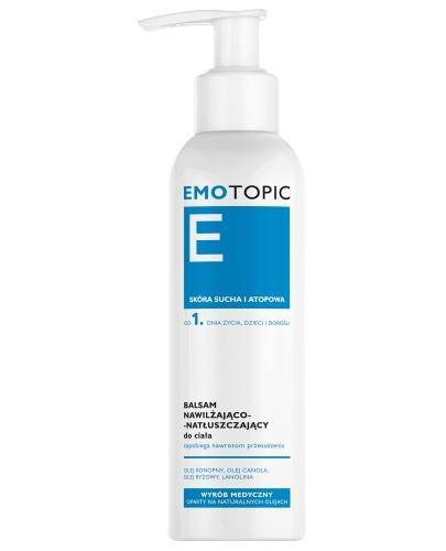 Pharmaceris E Emotopic balsam nawilżająco-natłuszczający do ciała 190 ml  whited-out