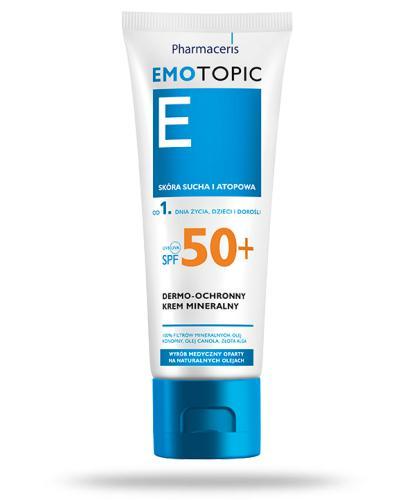 Pharmaceris E Emotopic dermo-ochronny krem SPF50+ 75 ml