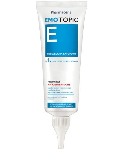 Pharmaceris E Emotopic preparat na ciemieniuchę 75 ml
