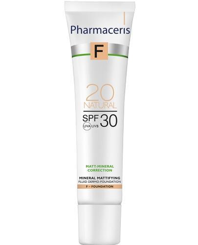 Pharmaceris F mineralny dermo-fluid matujący 20 Natural SPF 30 30 ml