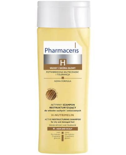 Pharmaceris H Nutrimelin szampon regenerujący do włosów suchych i zniszczonych 250 ml