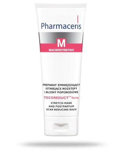 Pharmaceris M Tocoreduct Forte preparat zmniejszający istniejące rozstępy i blizny popo...