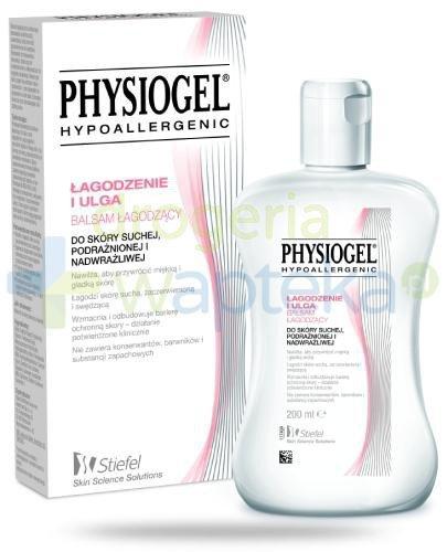 Physiogel balsam łagodzący do ciała - 200 ml  whited-out
