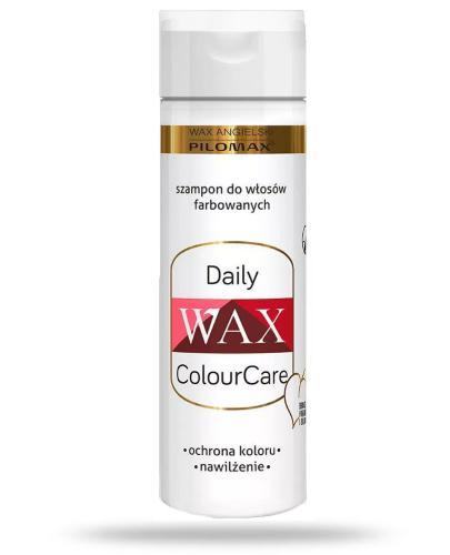 Pilomax WAX ColourCare Daily szampon do włosów farbowanych 200 ml