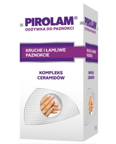 Pirolam odżywka do paznokci z ceramidami 11 ml