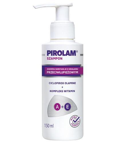 Pirolam szampon przeciwłupieżowy w witaminą A+E 150 ml