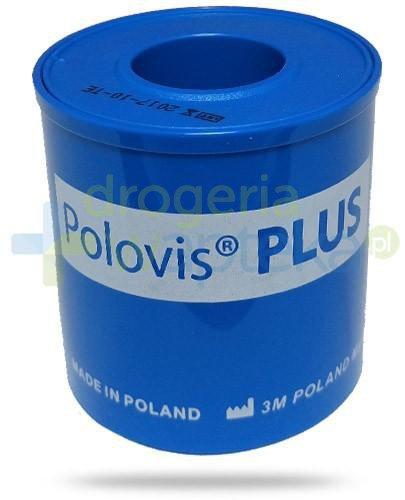 Viscoplast Polovis Plus przylepiec tkaninowy 5m x 50mm 1 sztuka