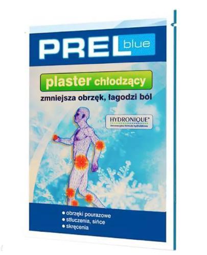 Prel Blue Plaster chłodzący 1 sztuka