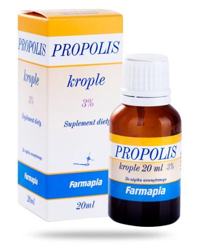 Propolis 3% krople 20 ml